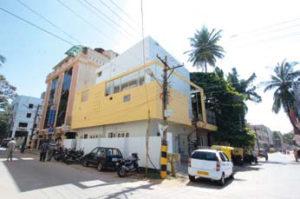 Exterior of 1 Shanthi Road. Image Courtesy: 1 Shanthi Road.